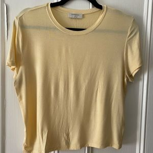 Babaton crop top size large